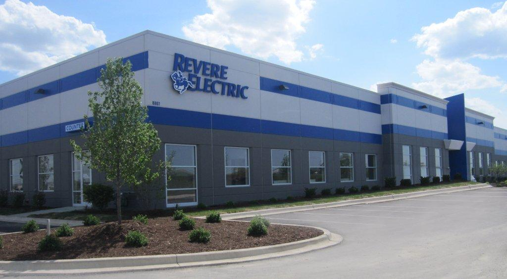 Revere Electric Supply, Mokena, IL