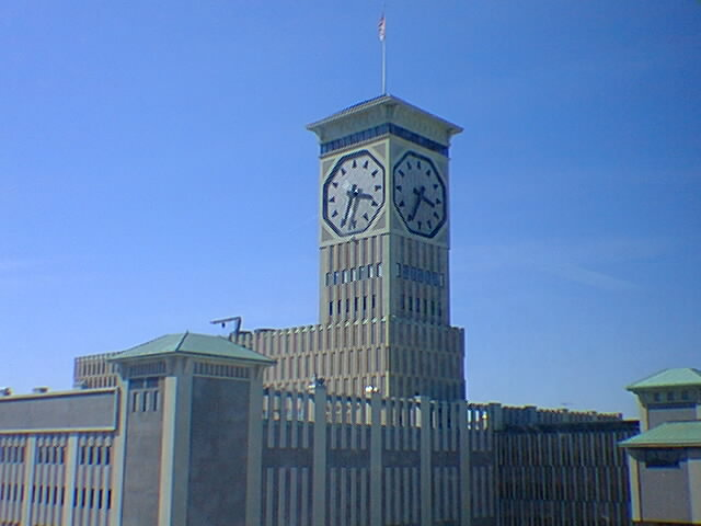Allen Bradley Clock tower