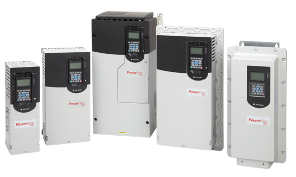 Allen Bradley's PowerFlex 750 series drives