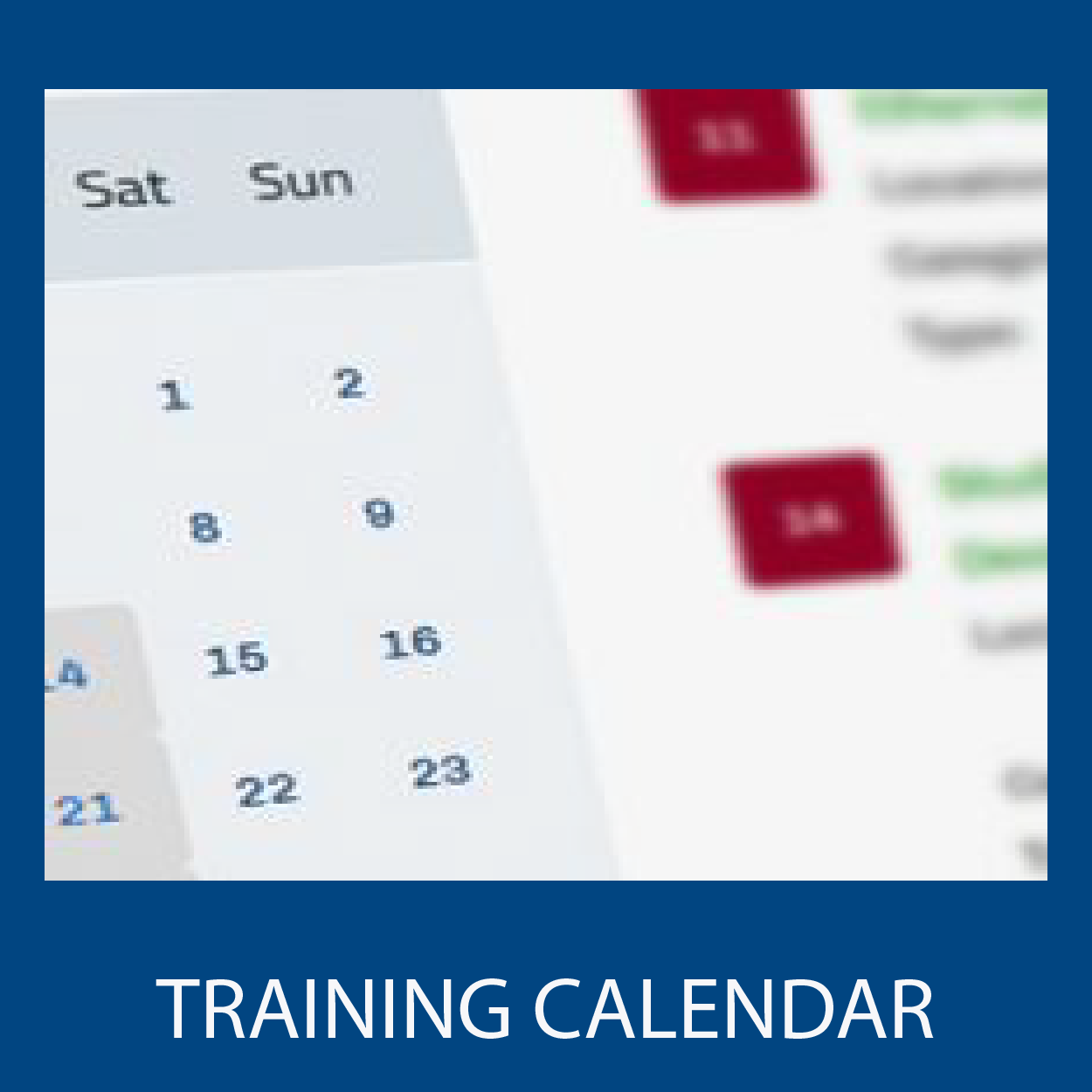 Revere and Rockwell Training & Events