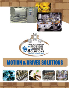 Motion Control Solutions brochure