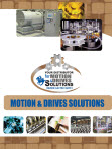 Revere Electric Motion Control brochure