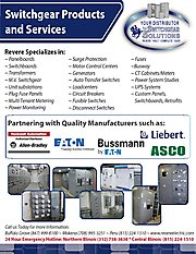 Switchgear Solutions Capabilities Flyer